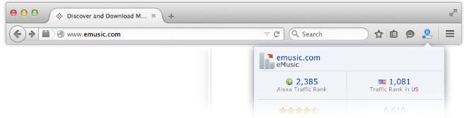 Alexa-Extension-for-Firefox